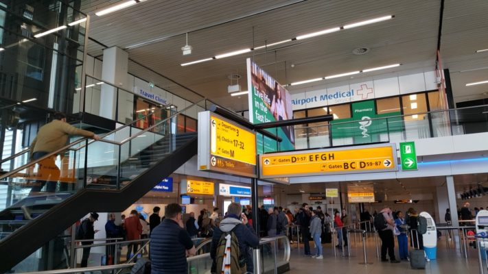 travel clinic schiphol